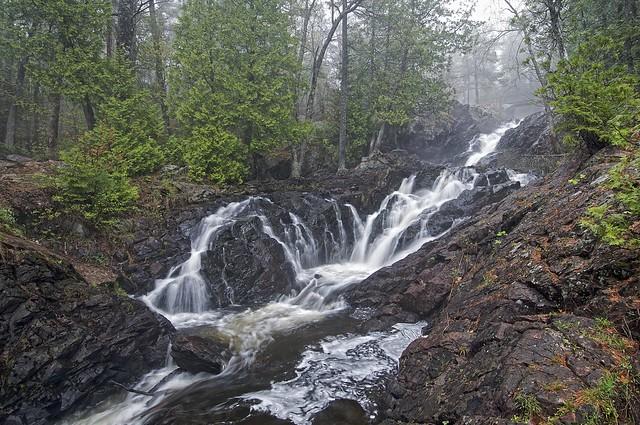 Crystal Falls Sault Ste Marie Ontario Flickr Photo