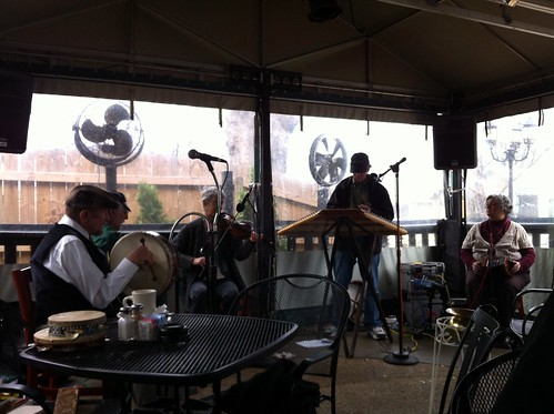 Celtic Crossing Patio, Memphis, Tenn.