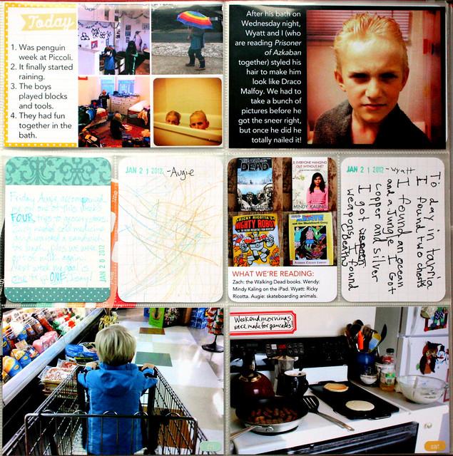 Project 365 2012 Week 3