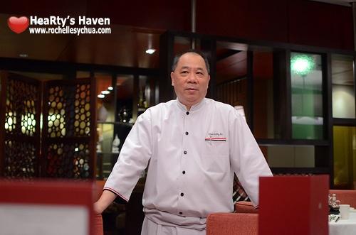 Jasmine Restaurant Chef Choi