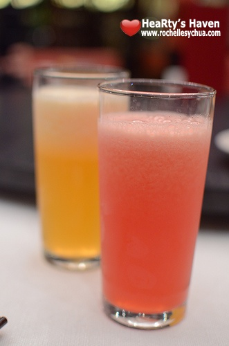 Jasmine Fresh Fruit Juices