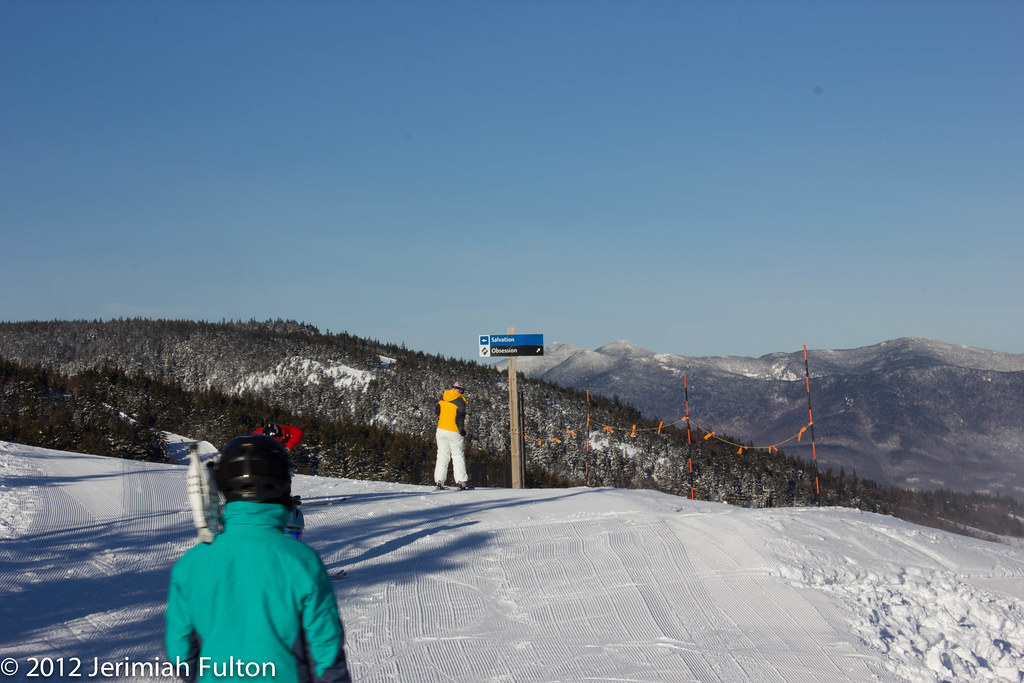 Where to Ski in America