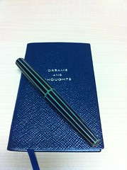 Smythson & Naka-ya Fountain pen