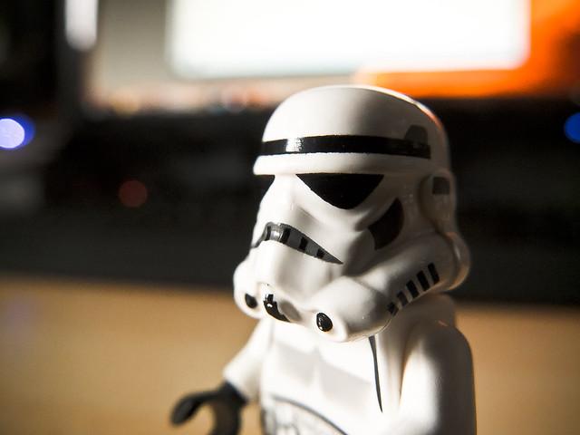 ST007 - Macro Trooper