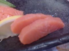Sushi King salmon