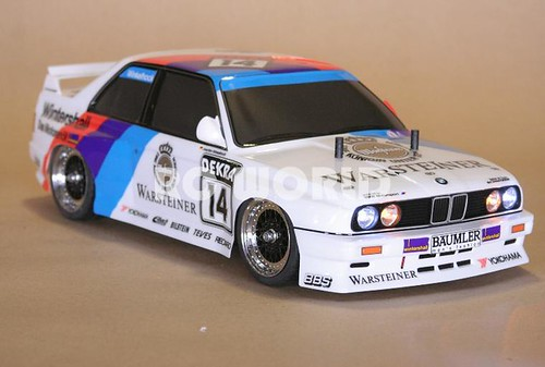 tamiya 1 10 rc bmw m3 evo schnitzer bbs a photo on. Black Bedroom Furniture Sets. Home Design Ideas