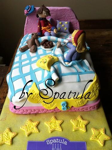 Laura's Star Pasta by Demetin spatulasi