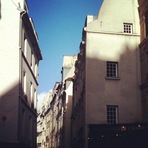 Paris by la casa a pois