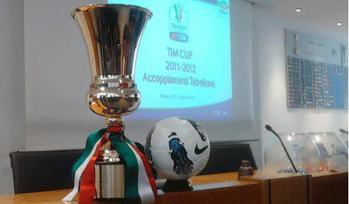 Coppa Italia: sorteggi 1° e 2° Turno, le probabili avversarie di Trapani e Palermo$