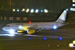 Vueling Airbus A320-216; EC-KHN@ZRH;26.01.2012/638ak