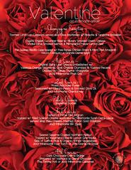 Romance! Miramonte Valentine Menu 2012