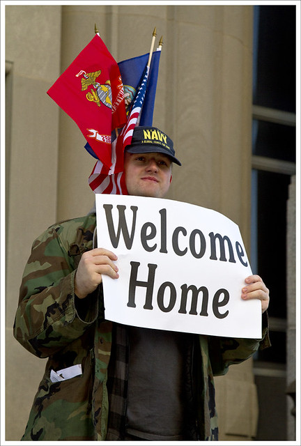 Veterans Parade 8