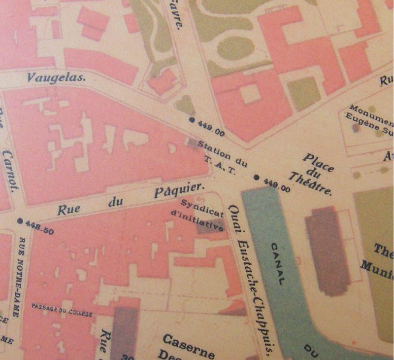 MAP THEATRE