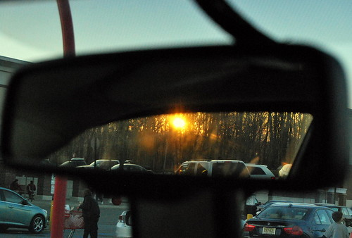 In the Rear View