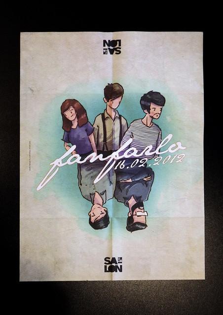 fanfarlo poster _ print