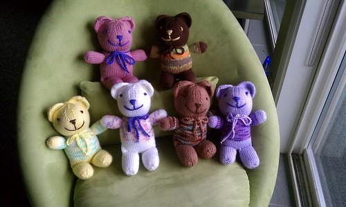 january bears