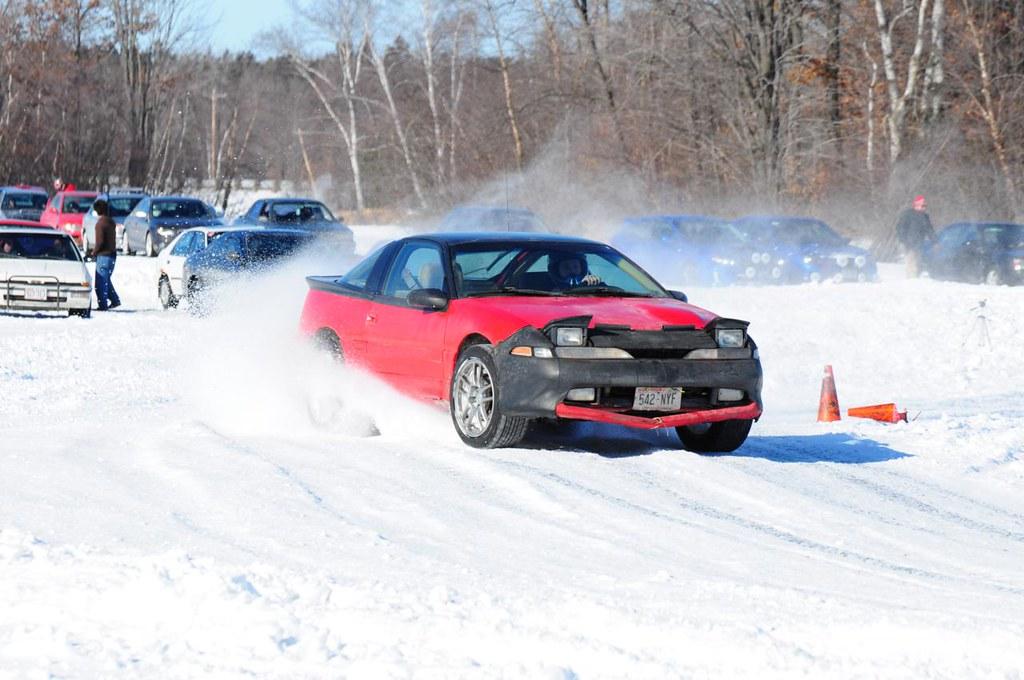 Wisconsin Car Ice Racing
