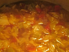 Cabbage Soup Olivia Made