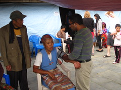 Medical tourism, Interaction between local people Nepali doctors an…