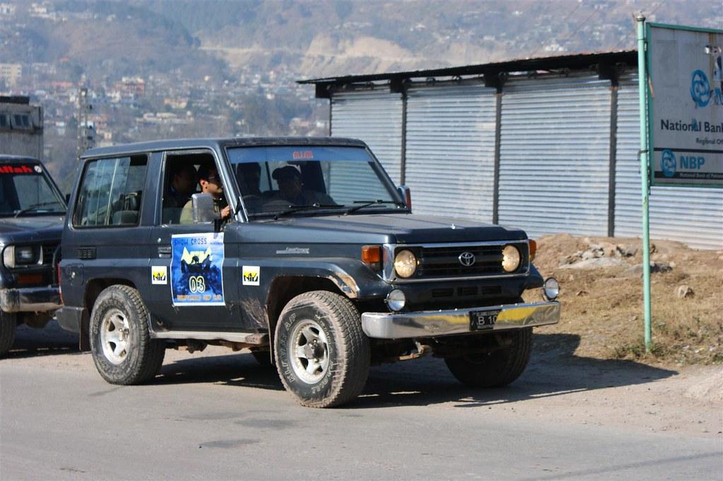 Muzaffarabad Jeep Club Snow Cross 2012 - 6796497875 b5a072e2aa b