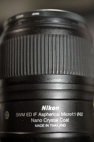 Micro NIKKOR 60mm/F2.8G