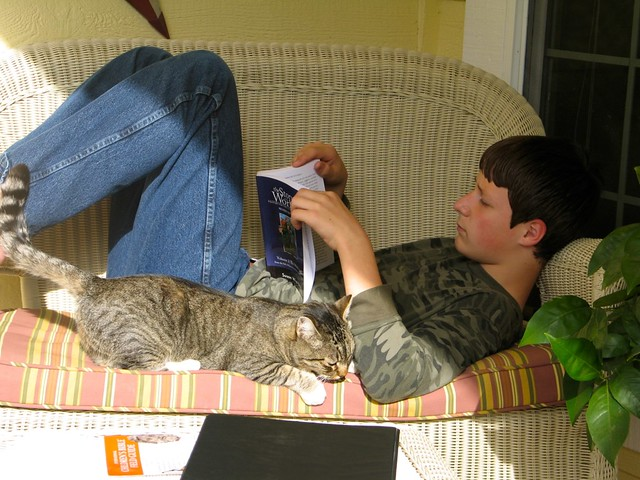 Will & Spats Reading