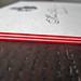 Letterpress Christmas Party Invites