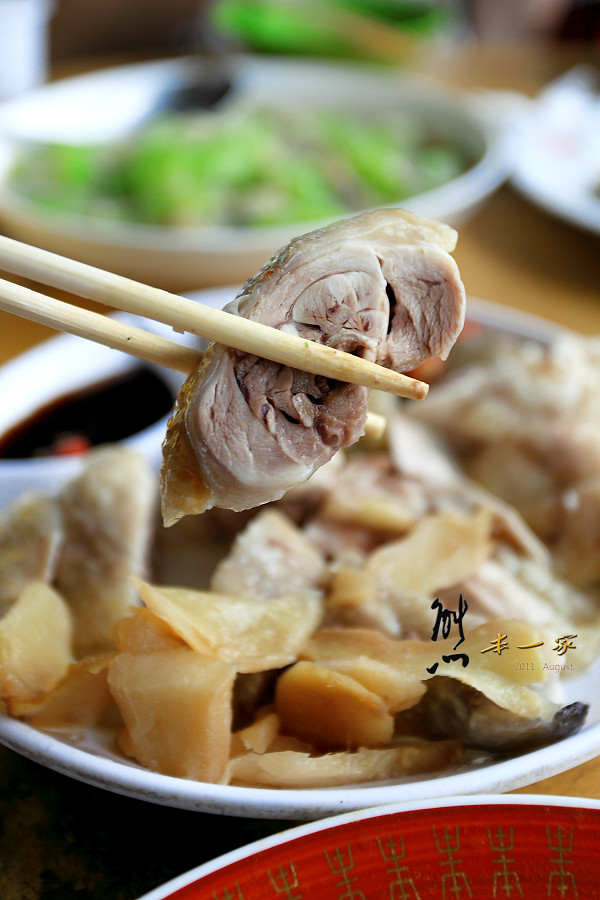 [三峽山產野菜美食] 河堤田野小吃