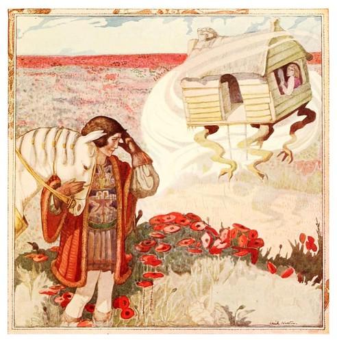 002-La casita saltarina-Polish fairy tales 1920-Cecile Walton
