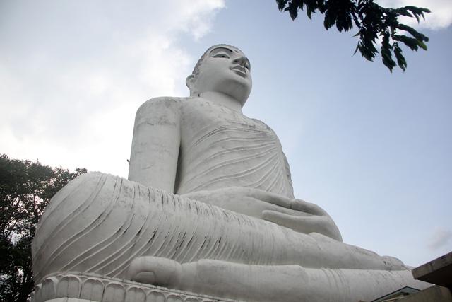 Bahiravokanda Vihara Buddha