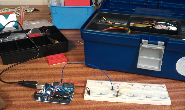 Hacking with Arduino