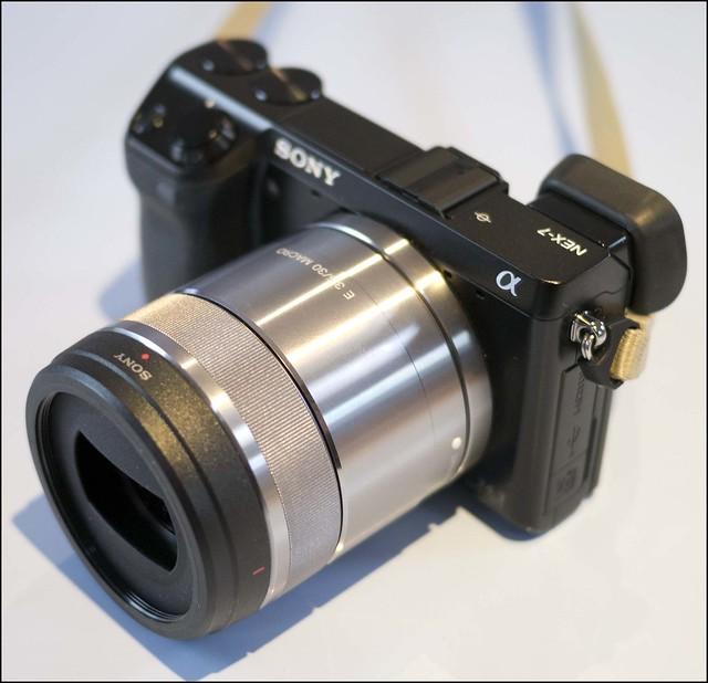 Sony NEX-7 30mm f/3.5 macro lens