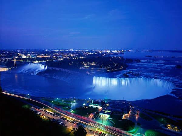 Hilton Hotel Niagara Falls Canada