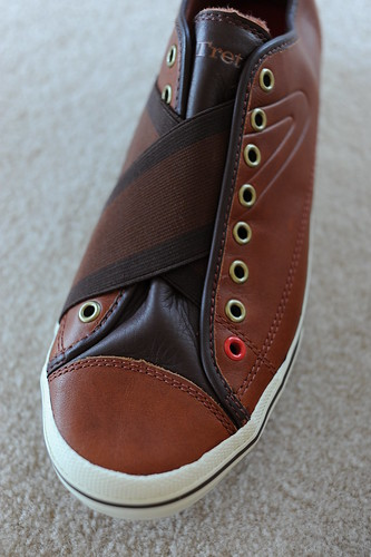 Tretorn Skymra Leather