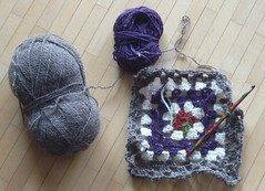 Hooked on Granny Squares