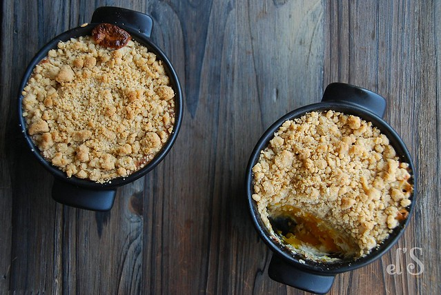 crumble de courge