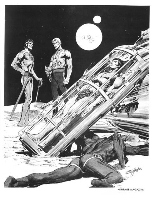 Neal Adams John Carter 2