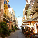 Chania Streets - Crete, Greece