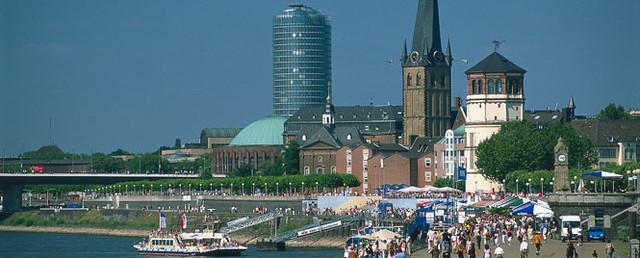 Group Flights to Düsseldorf