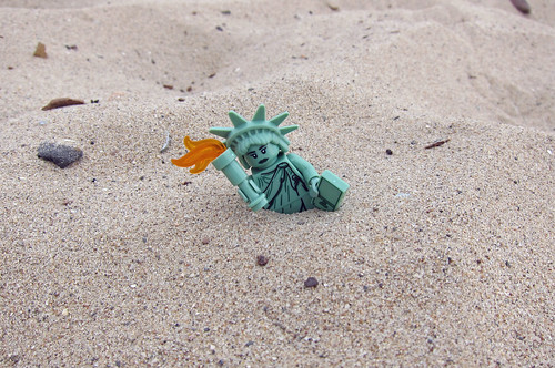 LEGO Collectible Minifigure Series 6 : Lady Liberty