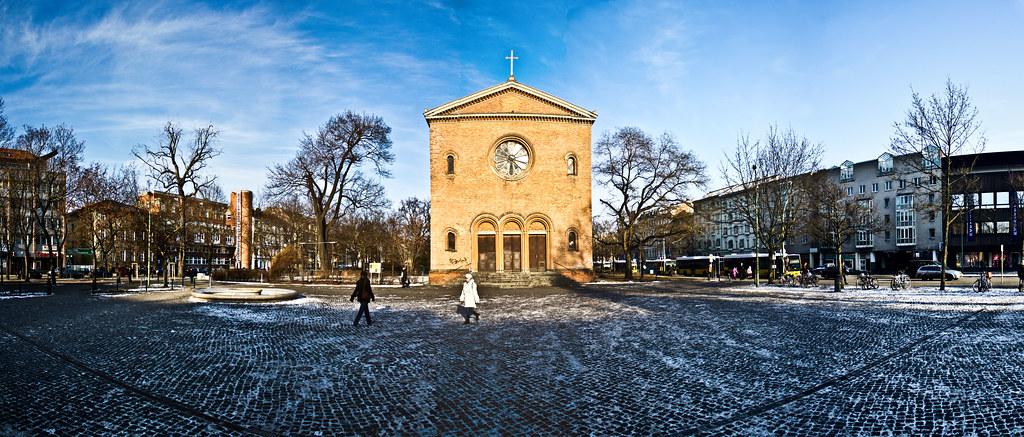 Alte Nazarethkirche | Berlin Wedding