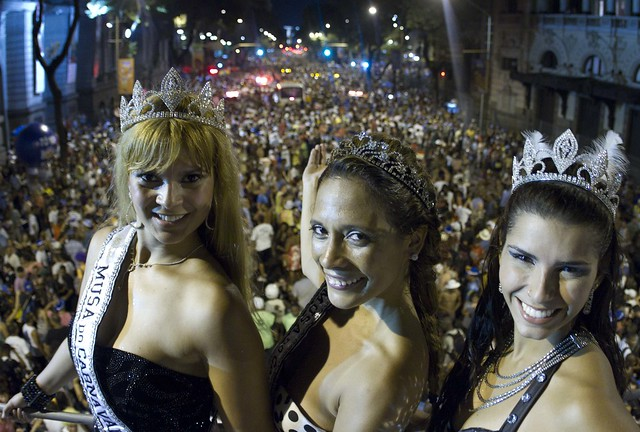 Rio Carnaval 2012 - Desfile do Cordão da Bola Preta - Foto: Fernando Maia/Riotur