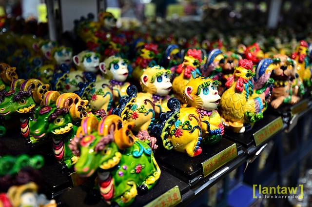 Singapore Chinatown: Zodiacs