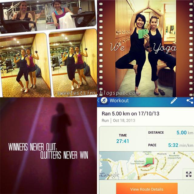 singapore fitness blog
