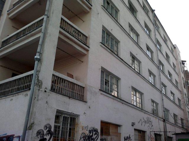 Госпитальный переулок, дом 4а строение 3