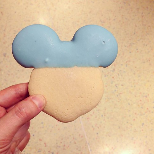 mickeyspringcookie