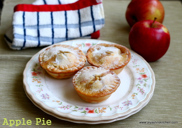Apple-pie recipe