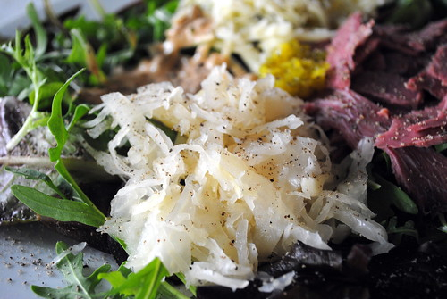 Reuben Salad