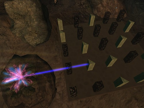 Lost Mine of Stonehaven: Light Puzzle