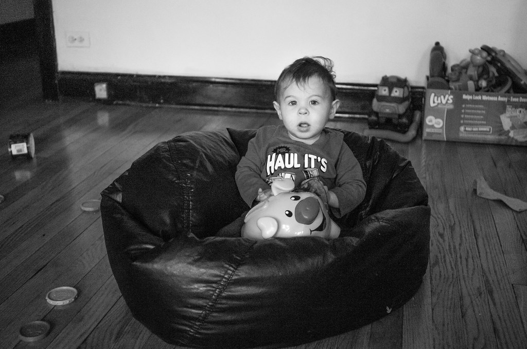In the Bean Bag